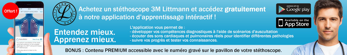 Application Littmann Offerte !