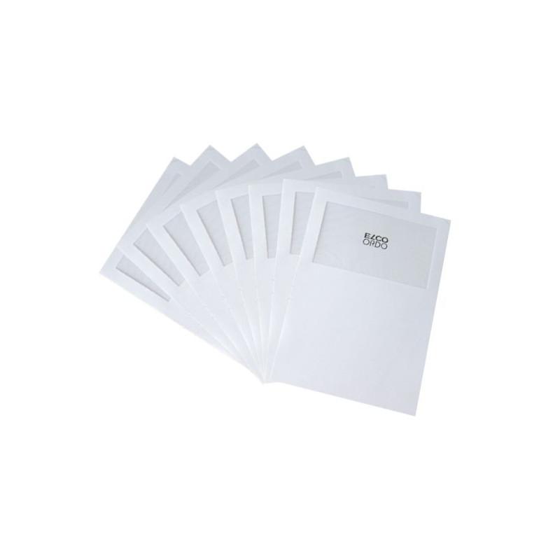 20 chemises Ordo blanches