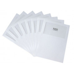 100 chemises Ordo blanches imprimées