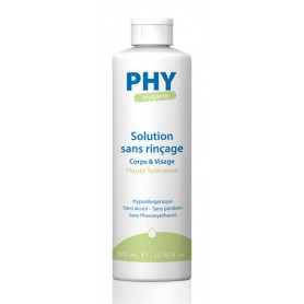 Solution sans rinçage Phy