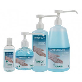 Aniosgel 85 bleu gel hydroalcoolique Anios