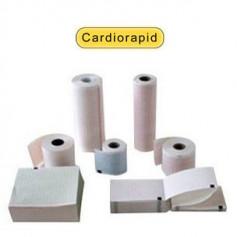 Papier pour ECG Cardiorapid - Lot de 5