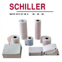 Papier pour ECG Schiller - Lot de 5