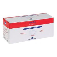 Compresses de gaze stériles SylaFirst par 100