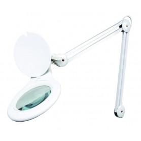 Lampe loupe à LED Vera 2 LID avec bras articulé