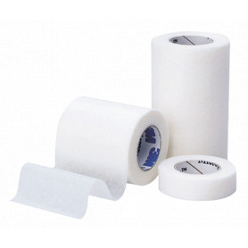 Micropore™ 3M™ blanc en rouleau