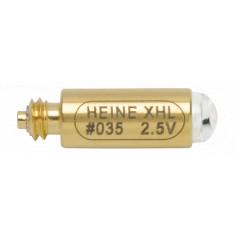 Ampoule Heine 035 pour instrument ophtalmique 2,5 V
