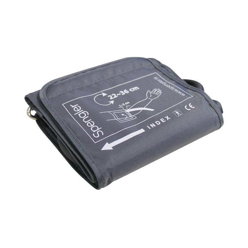 Brassard gris pour tensiomètre électronique Autotensio® Spengler