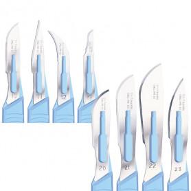 Bistouris stériles à usage unique Swann-Morton lames