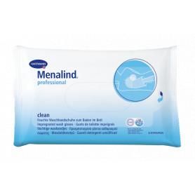 Gant de toilette imprégné Menalind® Professional Clean Hartmann