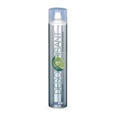 Désodorisant d'atmosphère en aérosol parfum fleurs blanches ou citron vert