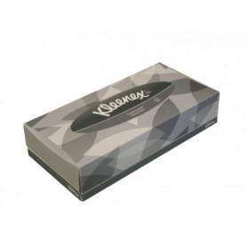 Mouchoirs Kleenex® blancs boîte de 100