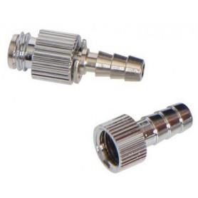 Raccord en métal mâle ou femelle pour tensiomètre Spengler