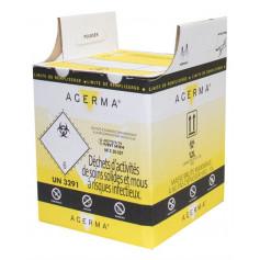 Conteneur en carton Agerma® pour DASRI