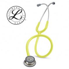 Stéthoscope 3M™ Littmann® Classic III™ citron jaune