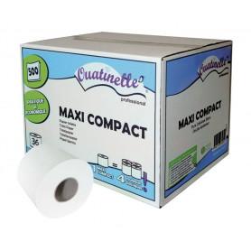 Papier toilette Compact carton de 36 rouleaux