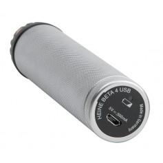 Poignée rechargeable Heine Beta® 4 USB