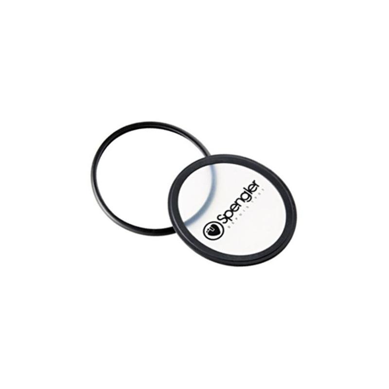 Membrane avec bague noire adulte stéthoscope Spengler Magister® et Cardio Prestige®