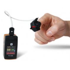 Oxymètre de pouls pour adulte et enfant PC-60E