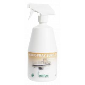 Aniospray Surf 29 Anios désinfectant à pulvériser