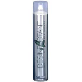 Désodorisant désinfectant air et surfaces à la menthe - 750 ml