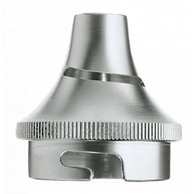 Adaptateur Heine en métal pour spéculums à usage unique AIISpec®