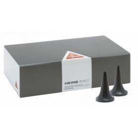 Spéculums auriculaires à usage unique UniSpec® Heine - 2,5 mm ou 4 mm