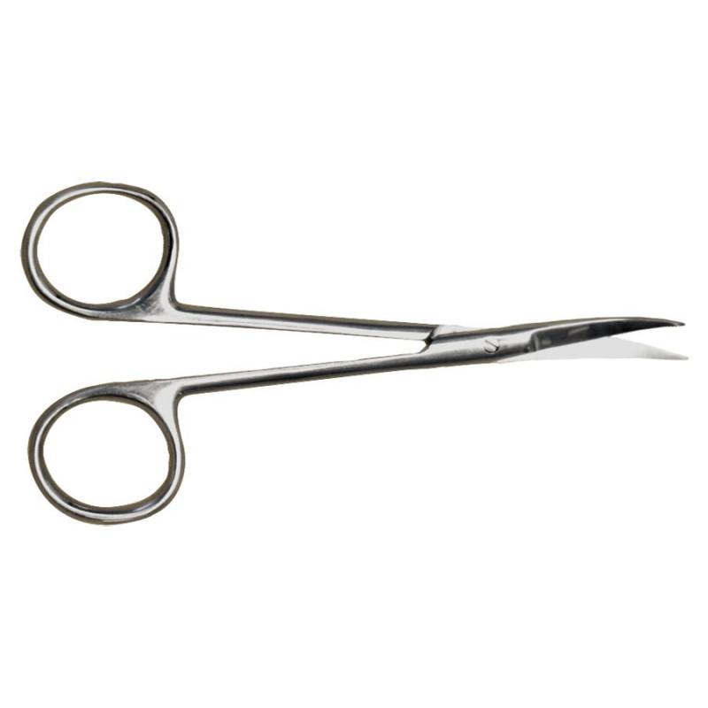 Ciseaux iridectomie 11 cm courbes