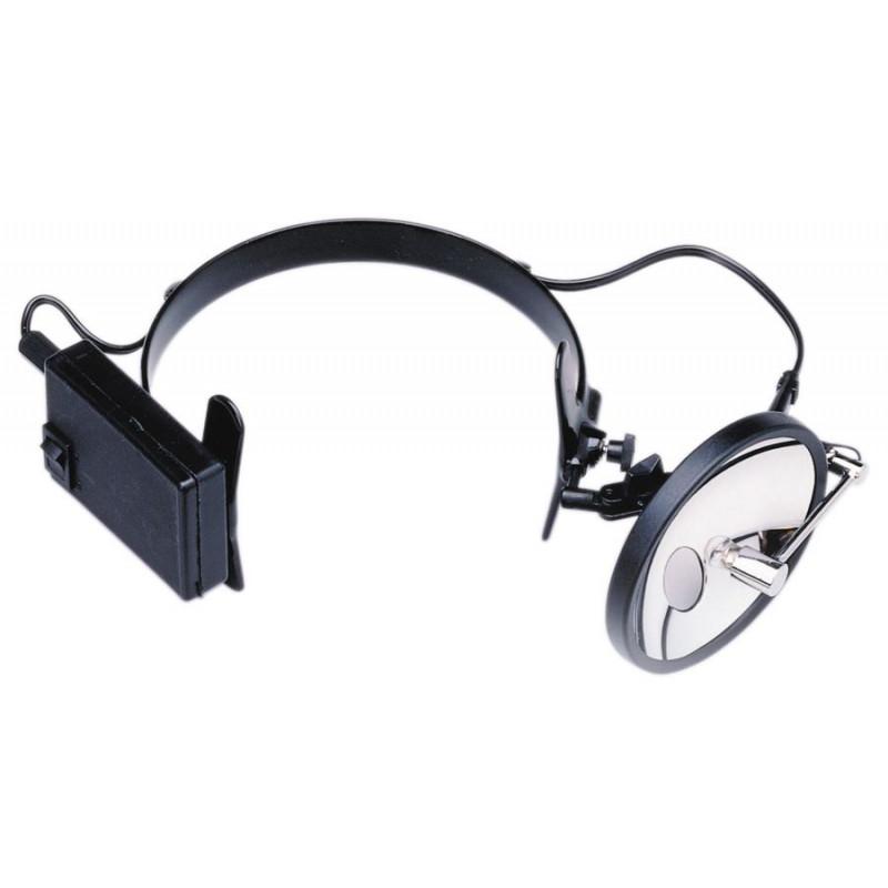 Miroir de clar à LED Spengler 3,5 V