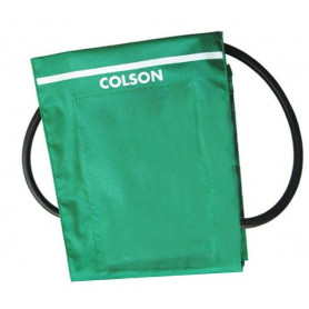 Brassard pour tensiomètre Azea Manopoire Colson - Adulte vert