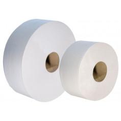 Rouleaux de papier toilette Jumbo - 12 Mini ou 6 Maxi