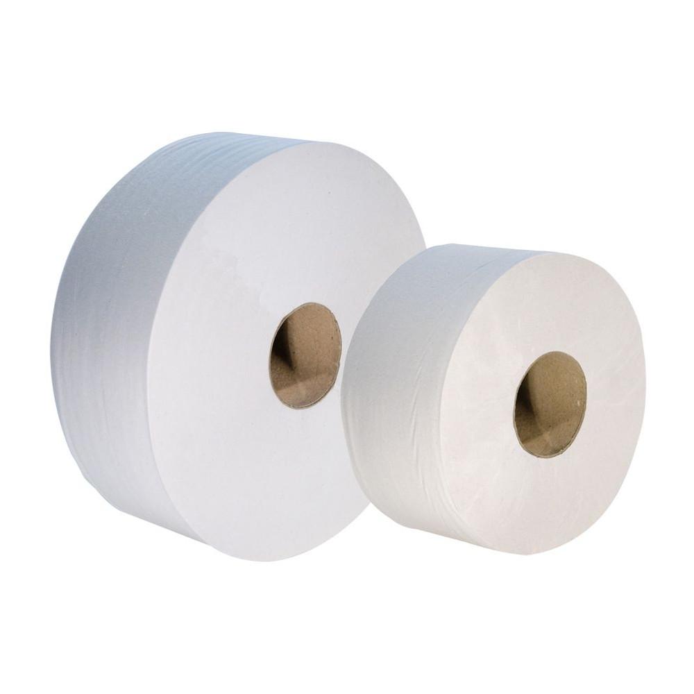 Rouleaux De Papier Toilette Jumbo Mini Ou Maxi