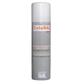 CytoRAL fixateur cytologique pour frottis - 75 ml
