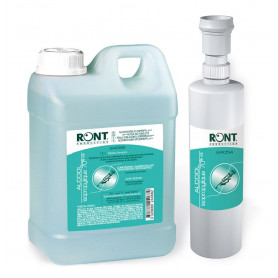 Alcool isopropylique 70 % vol. Ront - 500 ml ou 2 L