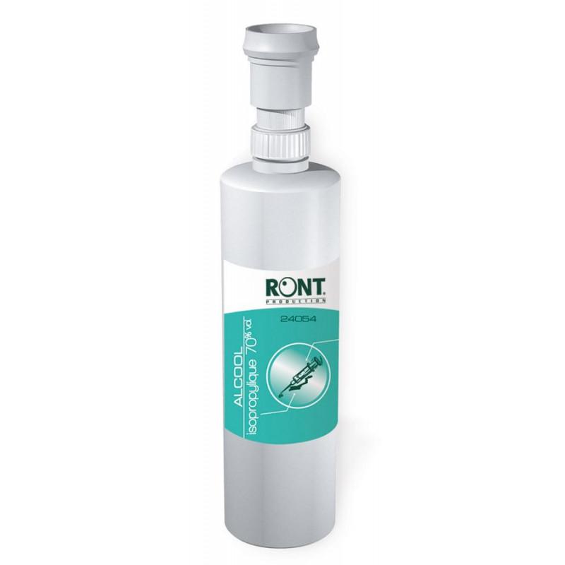 Alcool isopropylique Ront 70 % vol. - 500 ml ou 2 L
