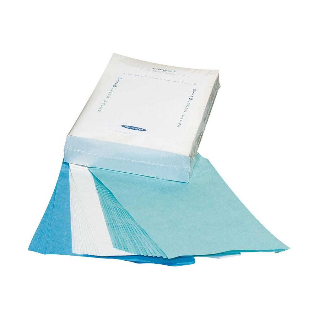 Papier Absorbant Blanc Pour Plateau De St Rilisation 250