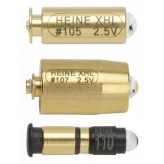 Ampoule pour otoscope Heine Mini 3000 2,5 V - 105 107 110