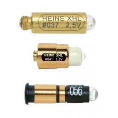 Ampoule pour otoscope Heine Mini 2000 2,5 V - 037 041 056