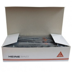 Lot de 50 spéculums auriculaires à usage unique AllSpec® Heine - 2,5 mm ou 4 mm