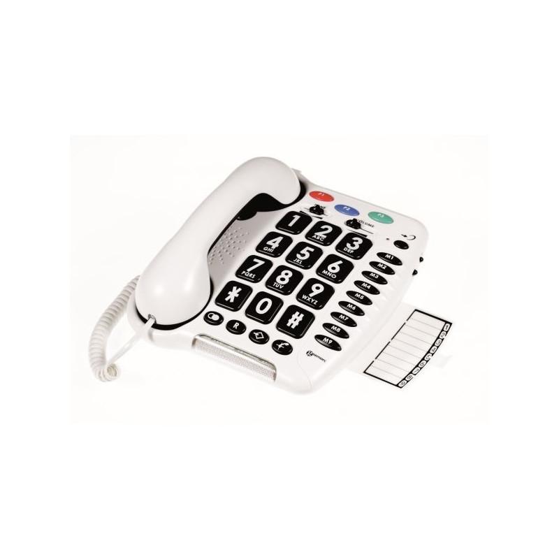 Téléphone filaire CL 100 Geemarc