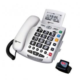 Téléphone filaire Serenities Geemarc