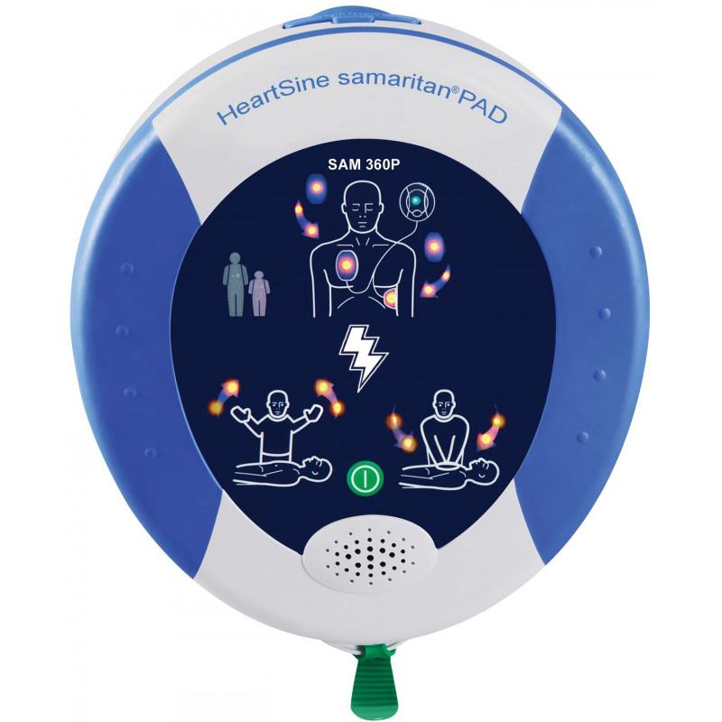 Défibrillateur Samaritan PAD 350P semi-automatique