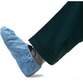 Surchaussures non tissées bleues - sachet de 100
