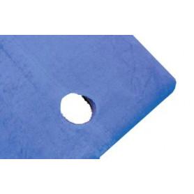 Housse éponge pour table (avec trou visage)