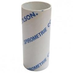 Embouts en carton pour spiromètre et débimètre