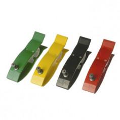 Pinces de membres plastique couleur jeu de 4