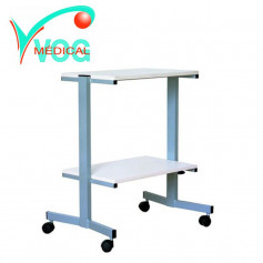 Guéridon Licata 2 plateaux Vog Medical