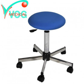 Tabouret pied chromé Vog Medical