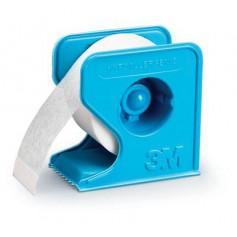 Micropore™ 3M™ 2,5 cm dévidoir bleu boîte de 12