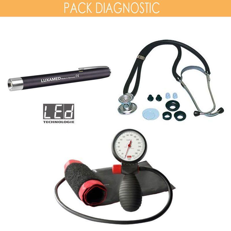 Pack diagnostic
